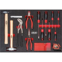 Hammer ∙ pliers ∙ screwdriver set