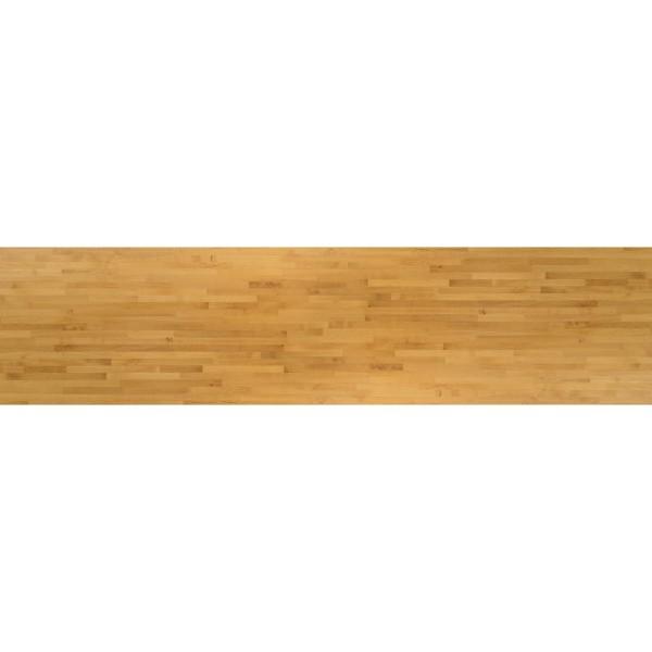 Holz-Arbeitsplatte kombiniert ∙ groß ∙ Breite 2404mm
