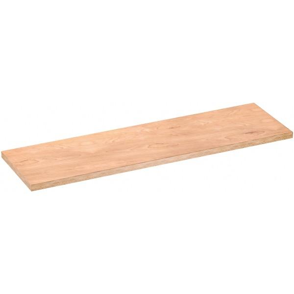 Holz-Arbeitsplatte ∙ mittel
