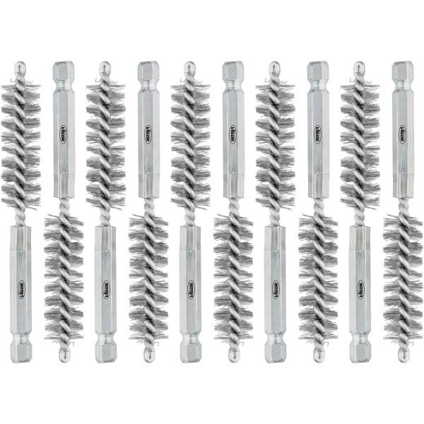 Stahlbürsten Satz ⌀ 13mm