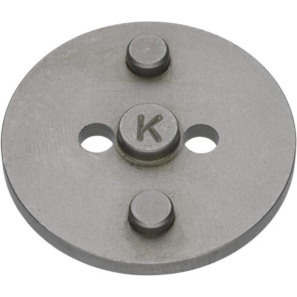 Adapterplatte K ∙ für CITROËN C5