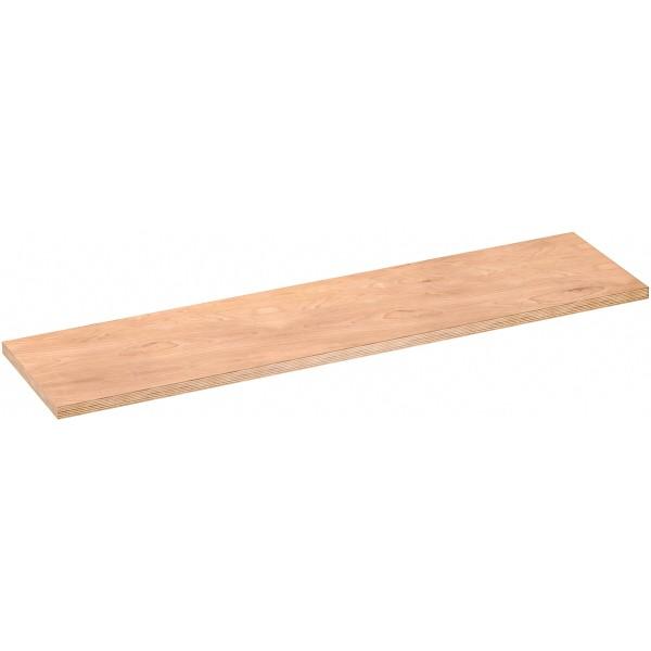 Holz-Arbeitsplatte ∙ groß
