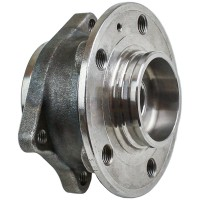 Demontagewerkzeug für geschraubte 4-Loch Naben / Radlager mit speziellem Bremsschutzblech