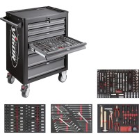Tool trolley Series L ∙ with assortment