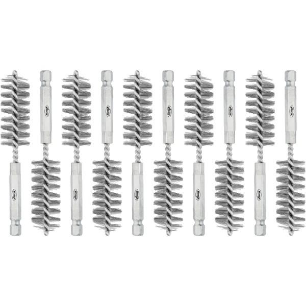 Stahlbürsten Satz ⌀ 18mm