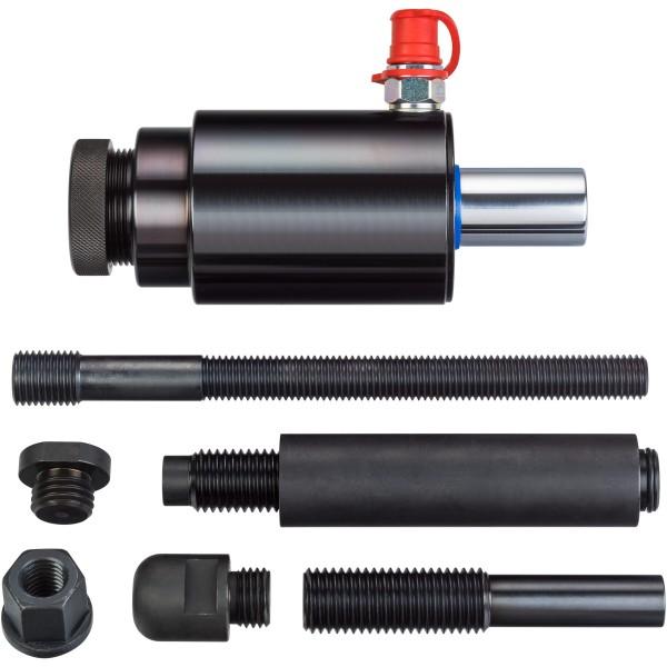 Druck- und Zug-Hydraulikzylinder 18Tonnen