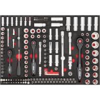 Steckschlüssel-Werkzeug Satz