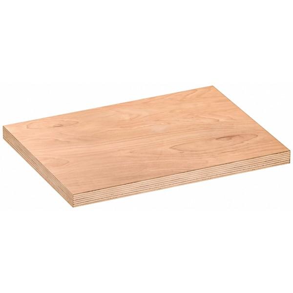 Holz-Arbeitsplatte ∙ klein