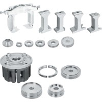 Radlagereinheit und Kompaktradlager ∙ geschraubt ∙ Demontage- / Montagesatz ∙ universal