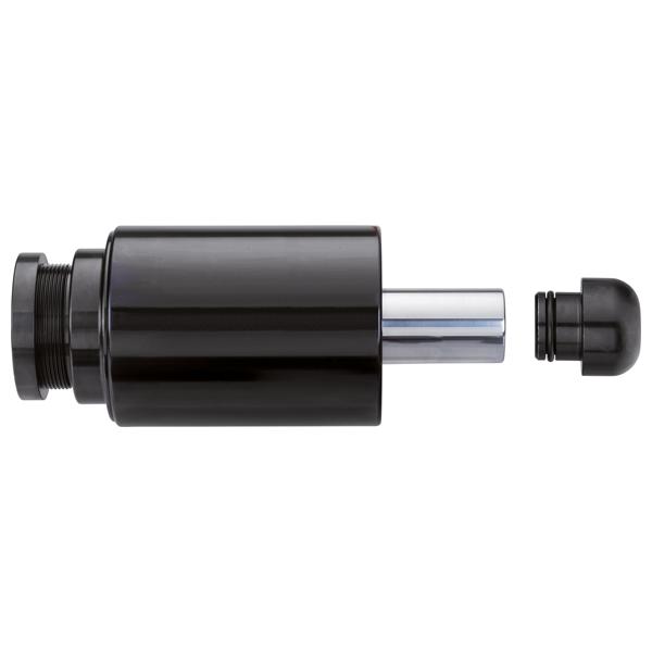 Abbildung: Beispiel Druck- und Zug-Hydraulikzylinder