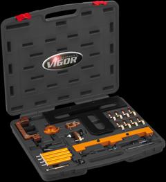 Abbildung: Beispiel Motoreinstell Werkzeuge