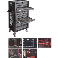 Tool trolley Series L ∙ with assortment and tool chest