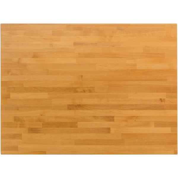 Holz-Arbeitsplatte ∙ klein ∙ Breite 676mm