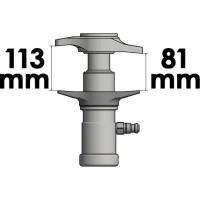 Kugelgelenk-Ausdrücker ∙ hydraulisch 8,8Tonnen