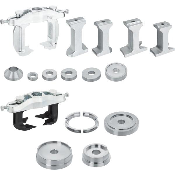 Radlagereinheit und Kompakt-Radlager ∙ geschraubt ∙ Demontage- / Montagesatz ∙ universal