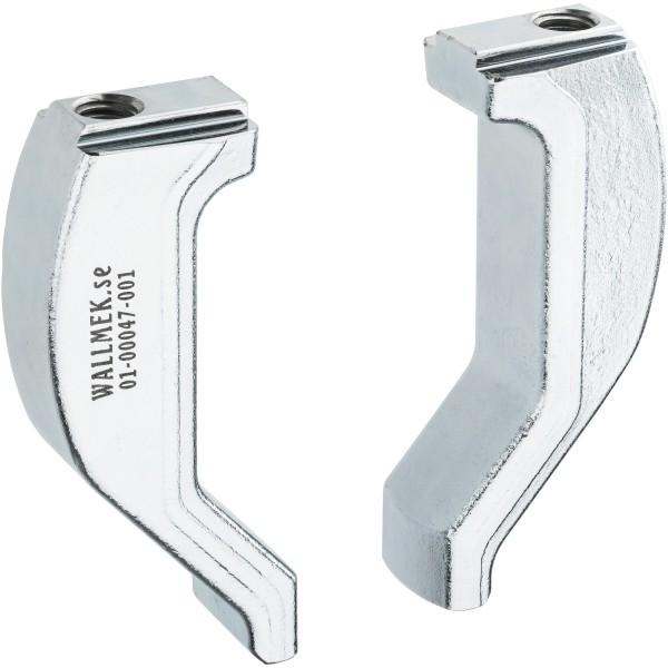 Demontagewerkzeug für geschraubte 4-Loch Naben/ Radlager mit speziellem Bremsschutzblech