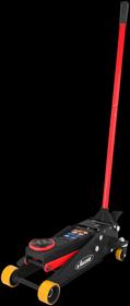Abbildung: Beispiel Wagenheber / Unterstellböcke
